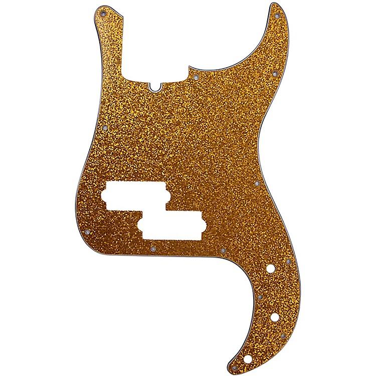 D'AndreaP-Bass PickguardGold Sparkle