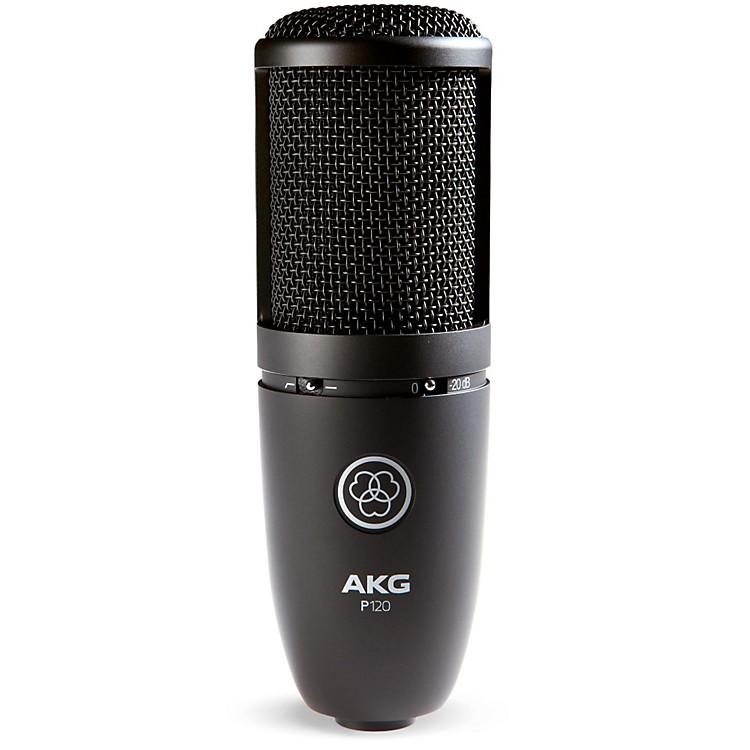AKGP120 Project Studio Condenser Microphone
