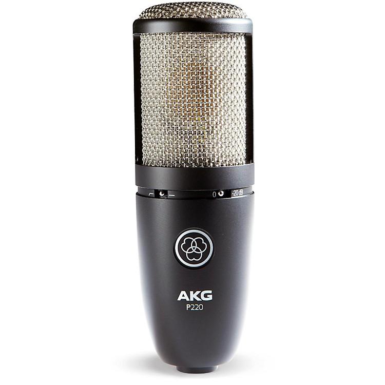 AKGP220 Project Studio Condenser Microphone