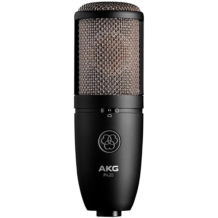 AKGP420 Project Studio Condenser Microphone