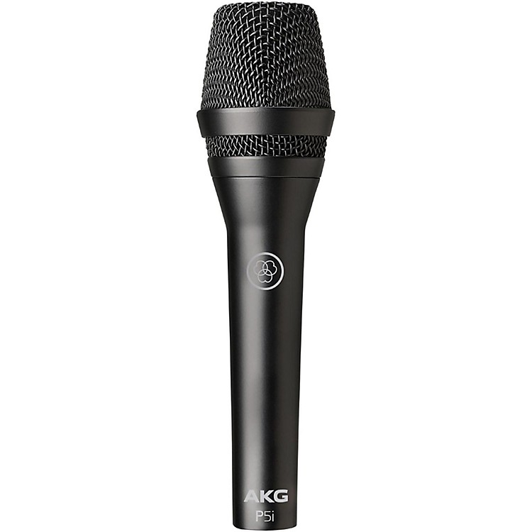 AKG P5i Handheld Vocal Microphone Black