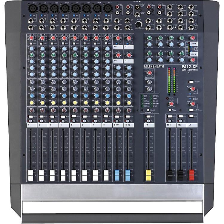 Allen & HeathPA 12-CP Powered Mixer