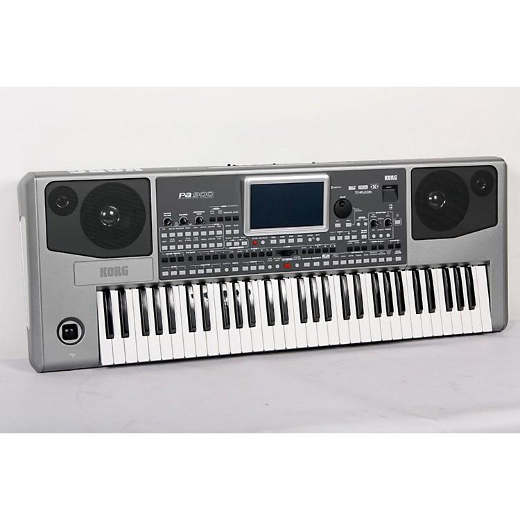 KorgPa900 61-Key Pro Arranger Keyboard888365788944