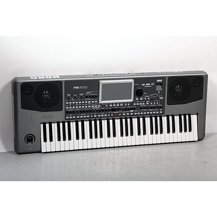 KorgPa900 61-Key Pro Arranger Keyboard888365852034