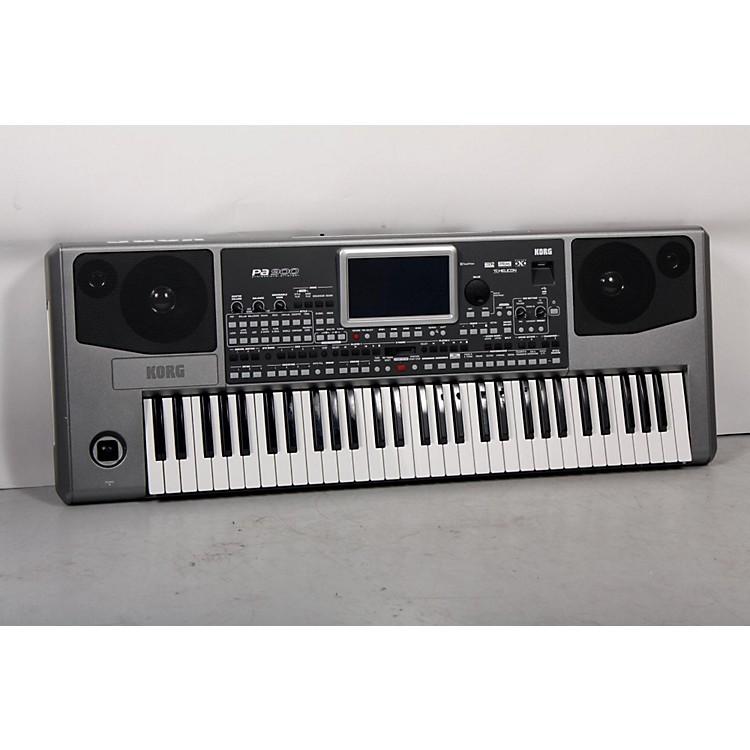 KorgPa900 61-Key Pro Arranger Keyboard888365857596