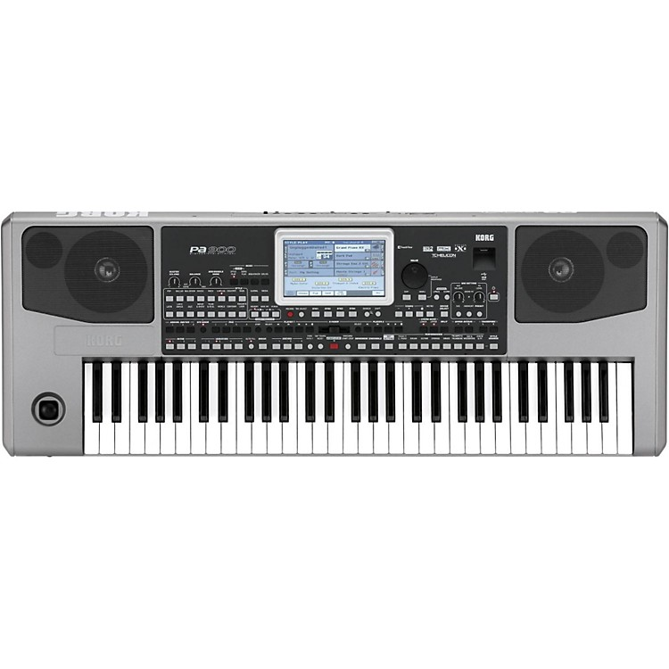 Korg Pa900 61-Key Pro Arranger Keyboard  888365897646