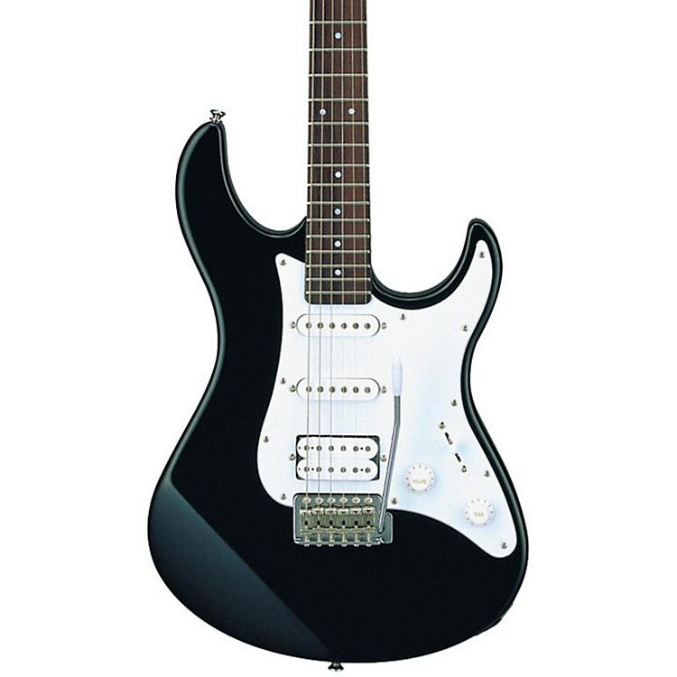 YamahaPAC012 Electric GuitarBlack