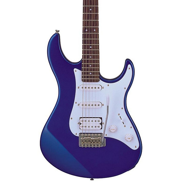 YamahaPAC012 Electric GuitarDark Blue Metallic