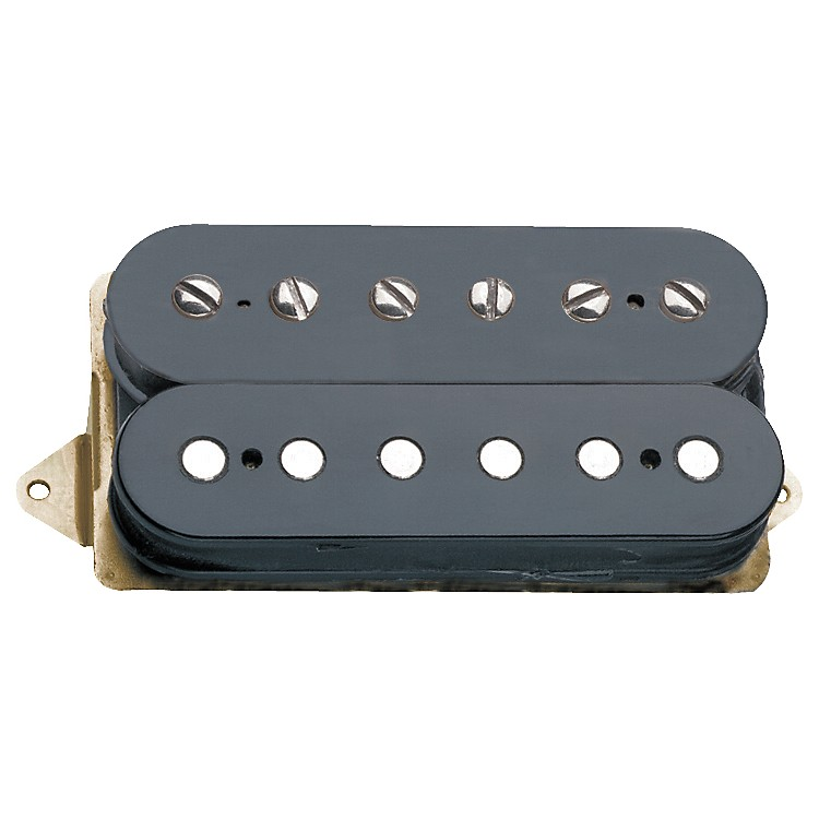 DiMarzio PAF DP103 Humbucker 36th Anniversary Guitar Pickup Black/Cream F-Spaced