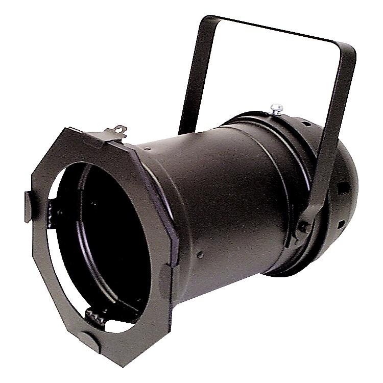 American DJPAR-64B Black Aluminum PAR 64 Can