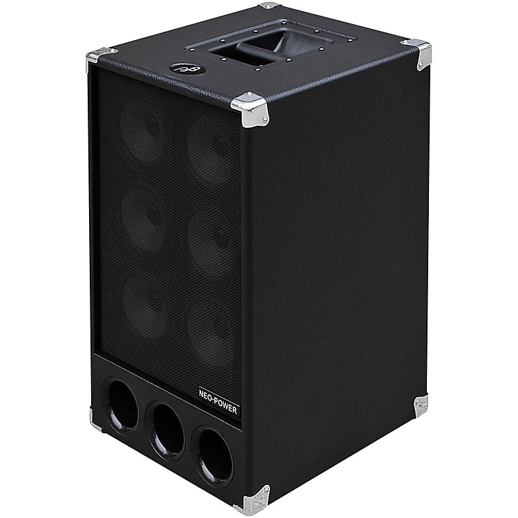 Phil Jones Bass PB-300 250W Active Bass Cabinet Black