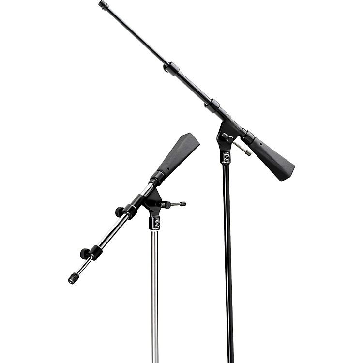 Atlas Sound PB11X Mini Boom with 2 lb. Adjustable Counterweight Ebony