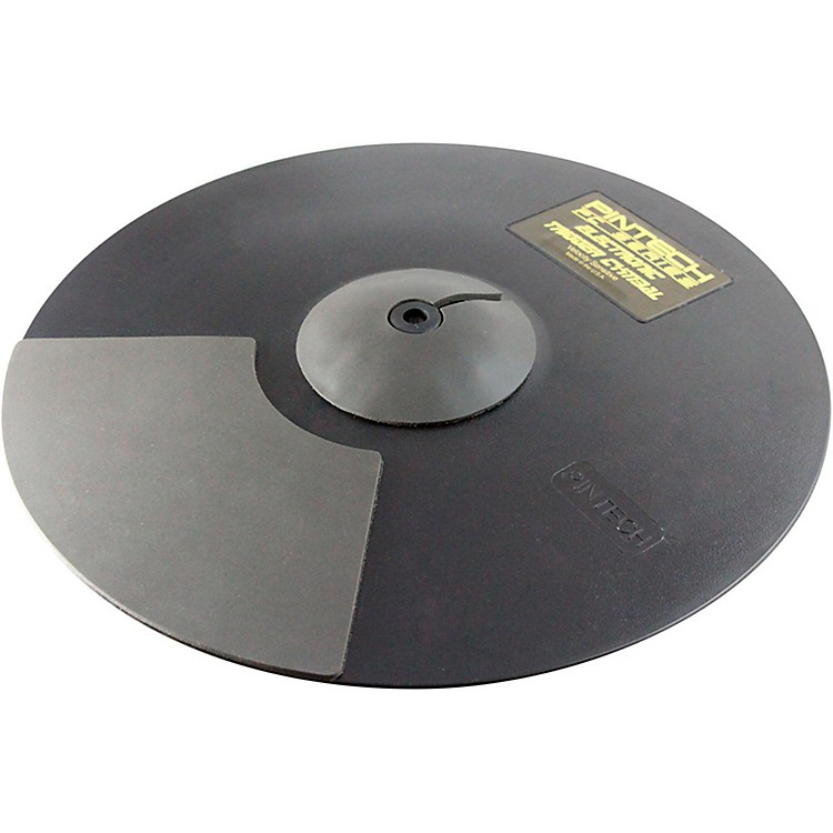 Pintech PC Series Dual Zone Cymbal 18 in. Black