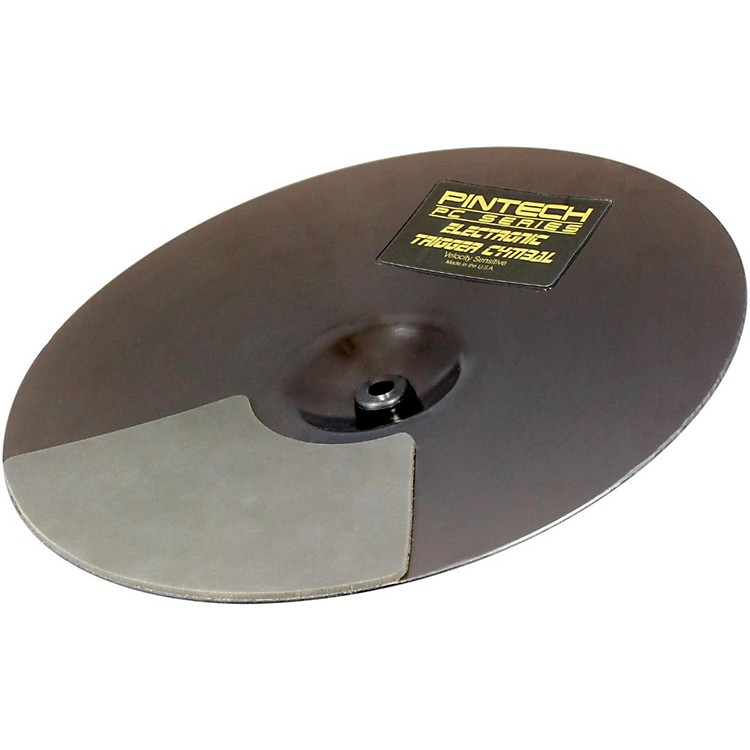 Pintech PC Series Single Zone China Cymbal 14 in. Black
