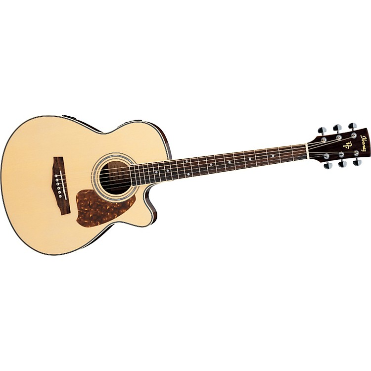 Ibanez PC25ECEWC PF Series Acoustic Electric Guitar
