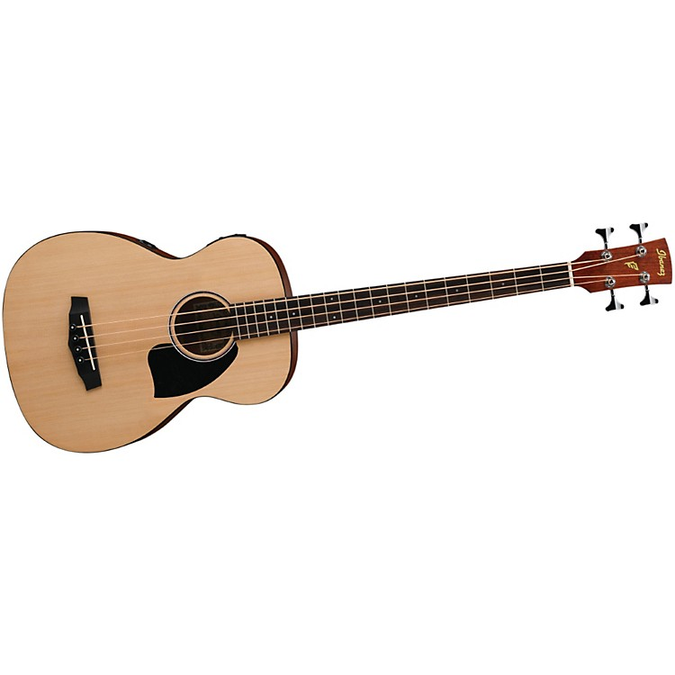 Ibanez PCBE12 Grand Concert Acoustic-Electric Bass Guitar