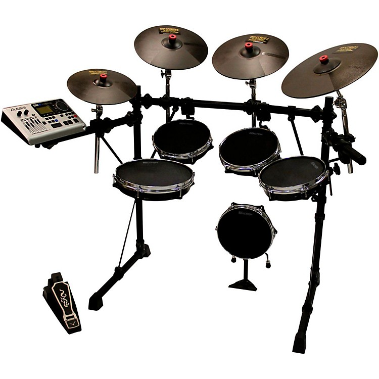Pintech PDK2000 Electronic Drum Kit Black