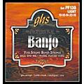GHS PF130 Nickel Ball End 5-String Banjo Strings