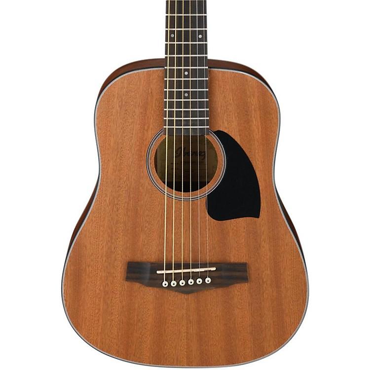 IbanezPF2MHOPN 3/4 Mini Dreadnought Acoustic GuitarOpen Pore Natural