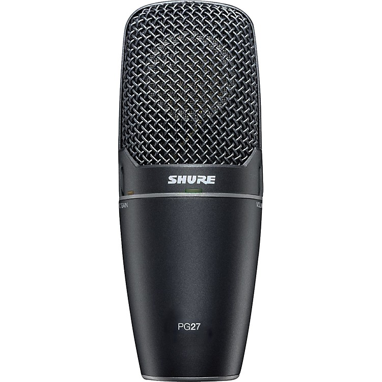 ShurePG27 Condenser Microphone