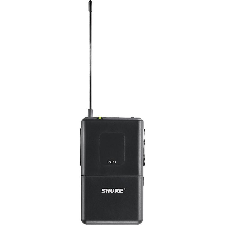 ShurePGX1 Wireless Bodypack Transmitter
