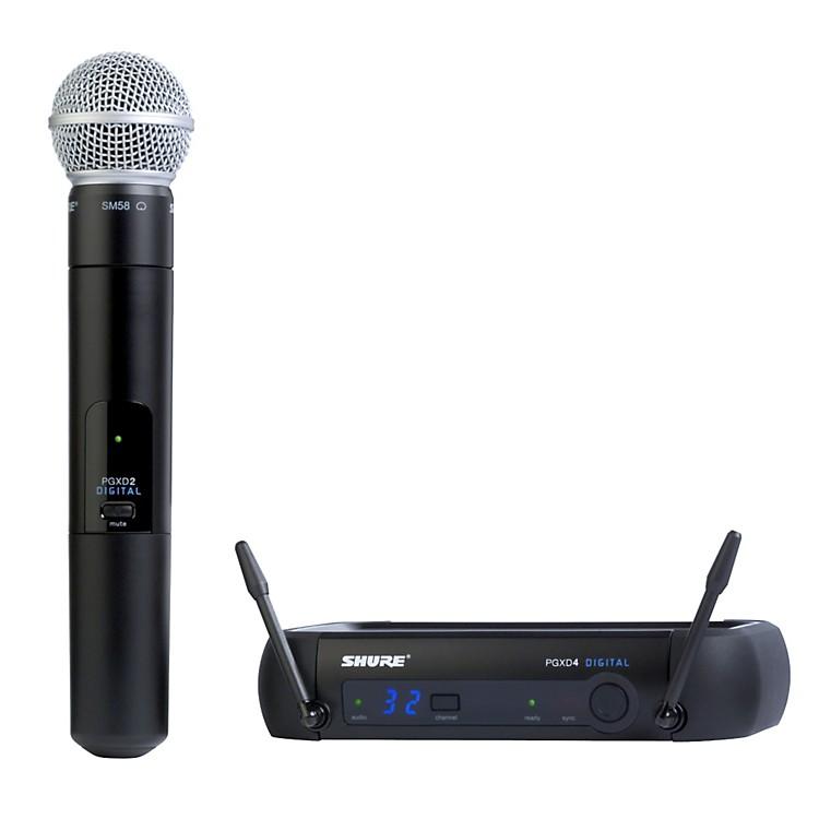 ShurePGXD24/SM58 Digital Wireless System with SM58 Mic