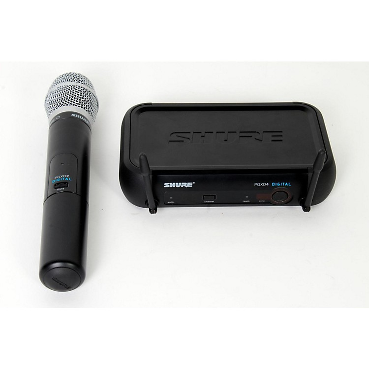 ShurePGXD24/SM86 Digital Wireless System with SM86 Mic888365775890