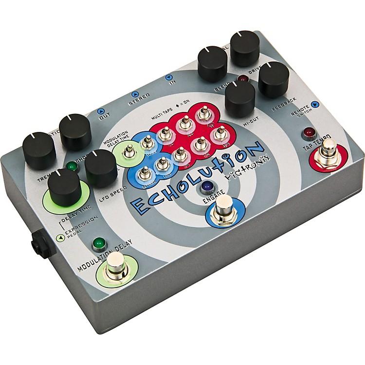 PigtronixPHI Echolution Delay/Modulation Guitar Effects Pedal