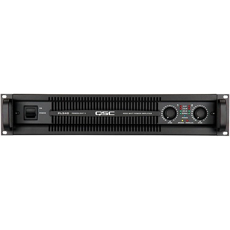 QSCPL340 PowerLite Amplifier