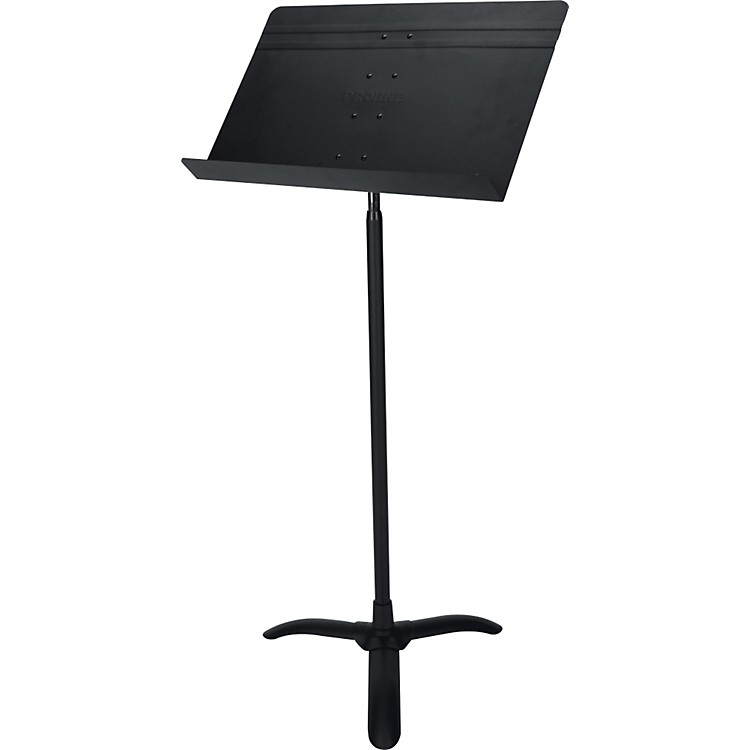 Proline PL48 Conductor/Orchestra Sheet Music Stand Black