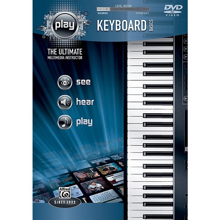 AlfredPLAY Series  Keyboard Basics DVD