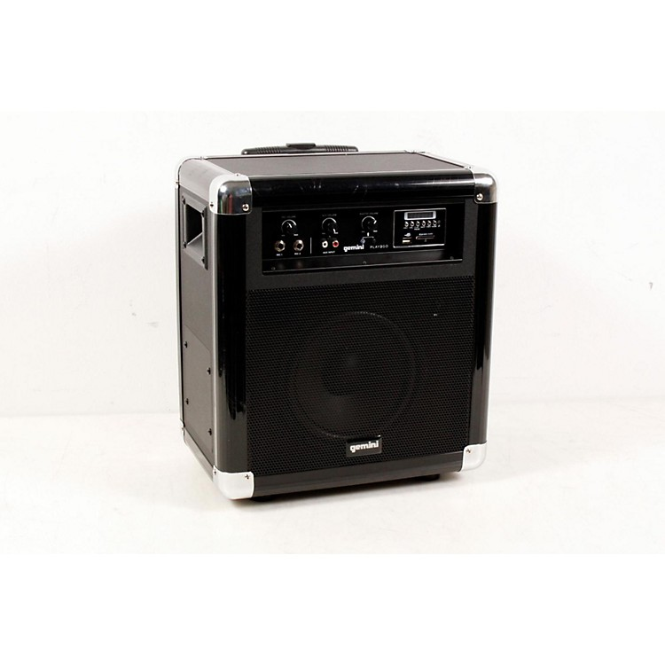 GeminiPLAY2GO Mobile PA System with Bluetooth, USB/SD Playback888365706122