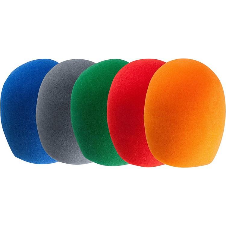 ProlinePLWS5 Microphone WindscreenPack of five windscreensMulti-Color