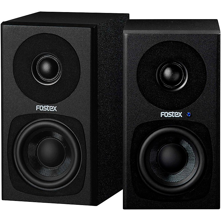 Fostex PM0.3H Active Studio Monitors (Black)