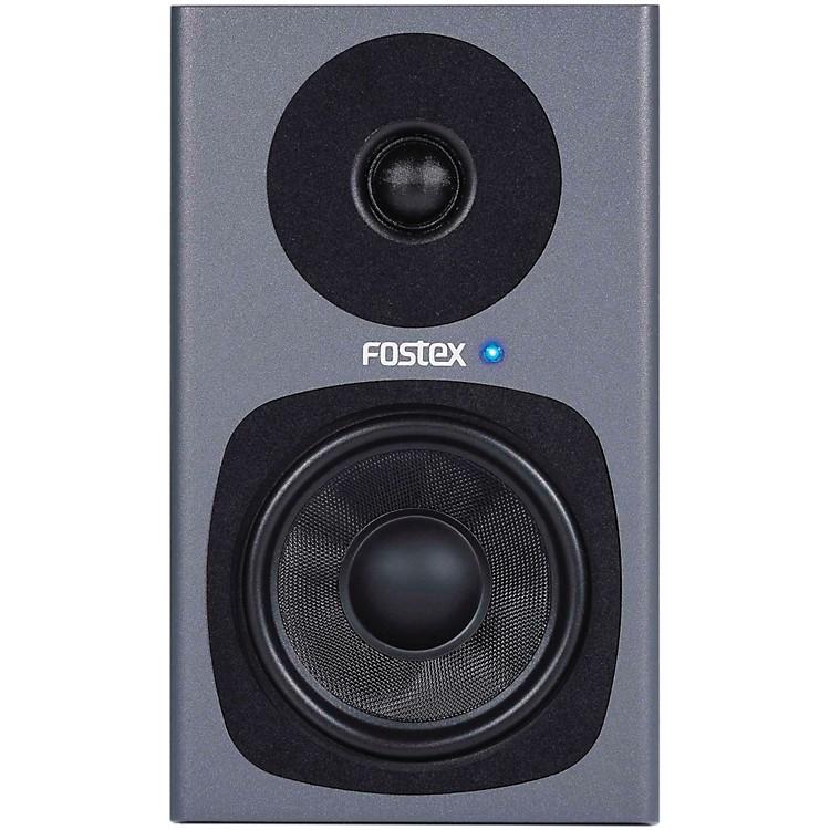 FostexPM0.4d Powered Studio Monitor (Pair)Gray