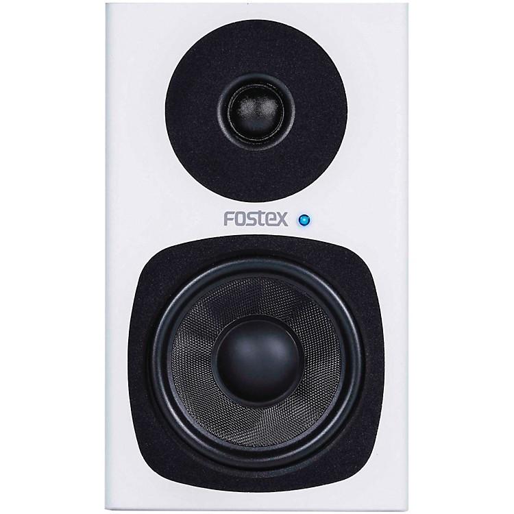 FostexPM0.4d Powered Studio Monitor (Pair)White