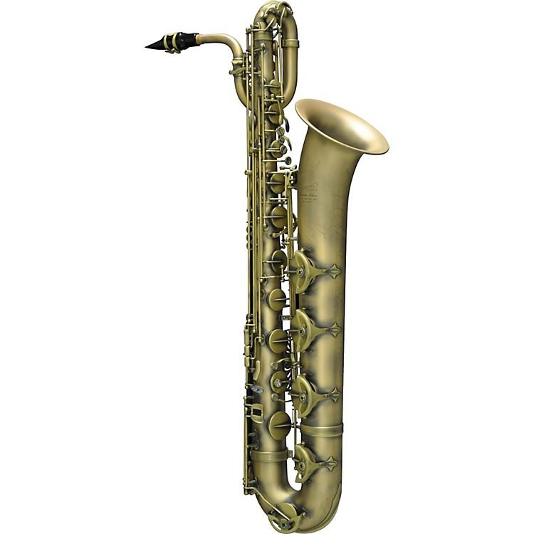 P. MauriatPMB-300 Professional Baritone SaxophoneDark Lacquer