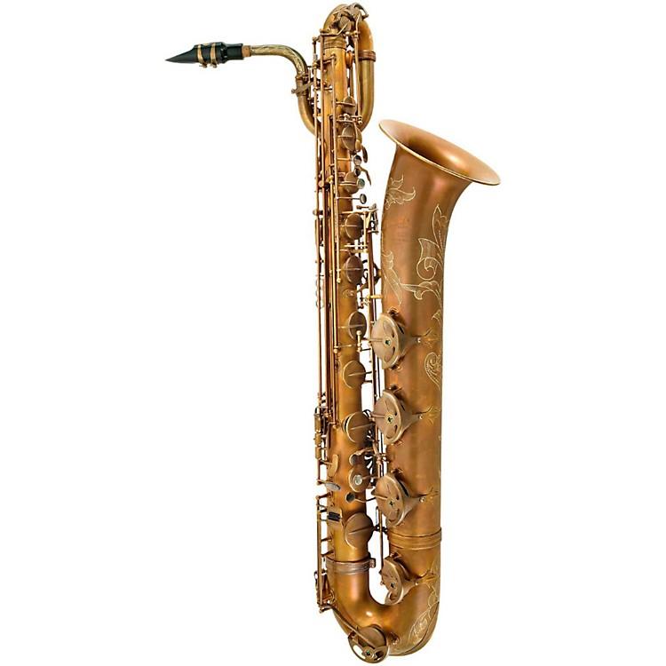 P. MauriatPMB-300 Professional Baritone SaxophoneUnlacquered