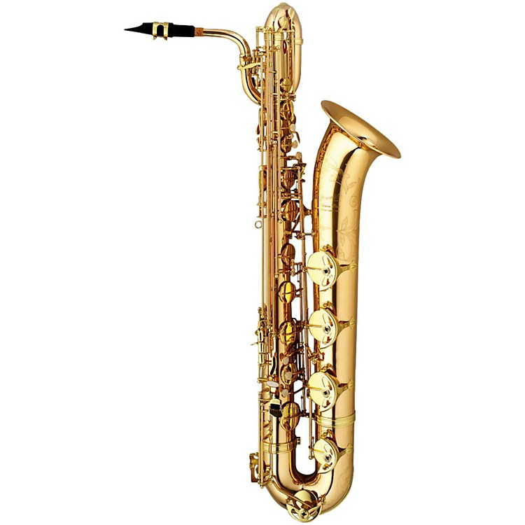 P. MauriatPMB-301GL Professional Baritone SaxophoneGold Lacquer