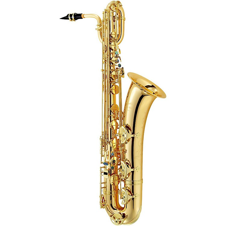 P. MauriatPMB-302 Professional Baritone SaxophoneGold Lacquer
