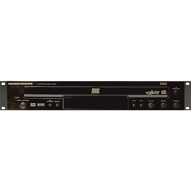 MarantzPMD970 Professional 5-Disc DVD Player