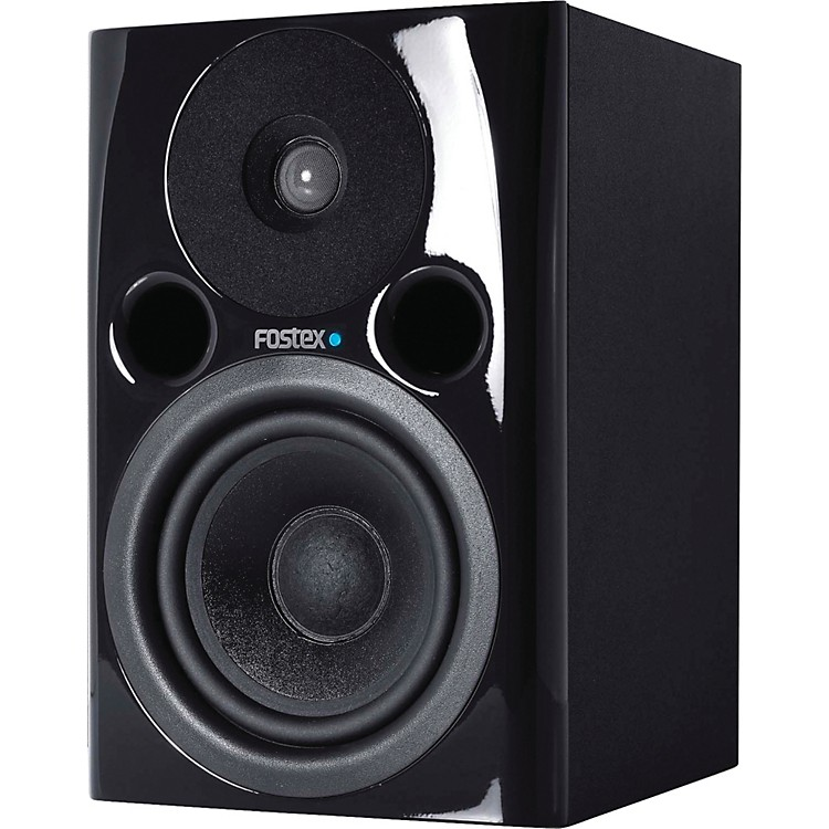 Fostex PMO.4n Powered Studio Monitor Pair Black