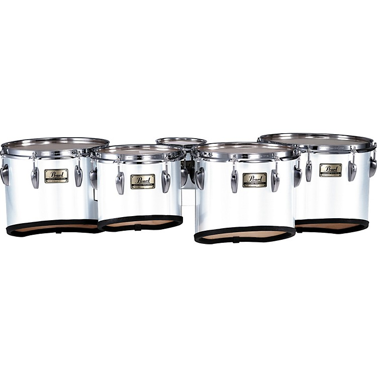 PearlPMT-60234/A Championship Maple Marching Quint Tom Set 6, 10, 12, 13, 14