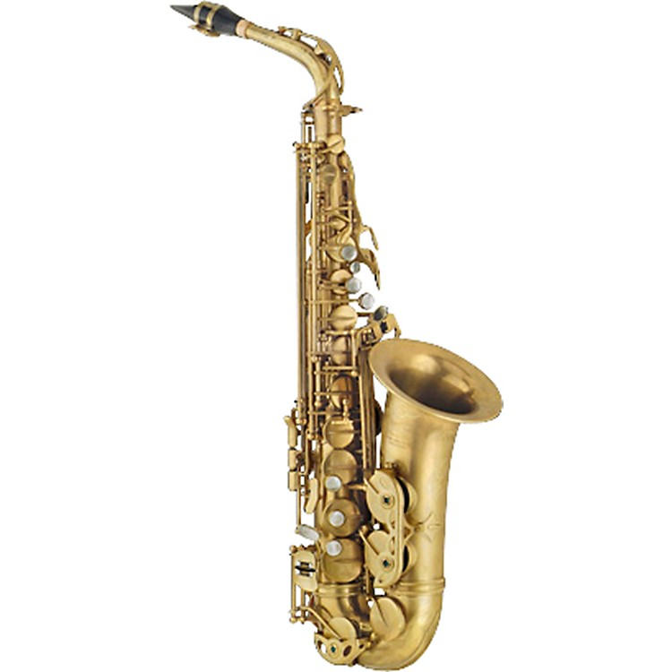 P. MauriatPMXA-67R Series Professional Alto SaxophoneUnlacquered