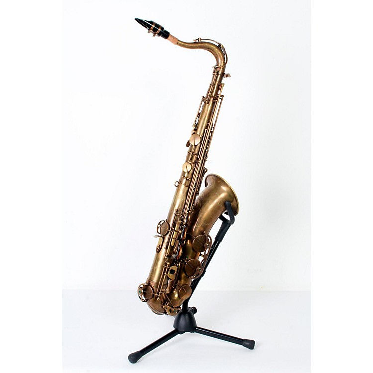 P. Mauriat PMXT-66R Series Professional Tenor Saxophone Unlacquered 888365781075