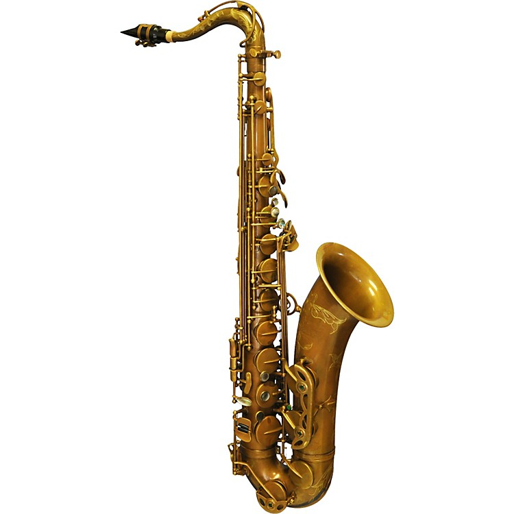 P. Mauriat PMXT-66R Series Professional Tenor Saxophone Unlacquered