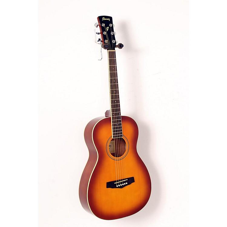 IbanezPN15 Parlor Size Acoustic GuitarBrown Sunburst888365916989