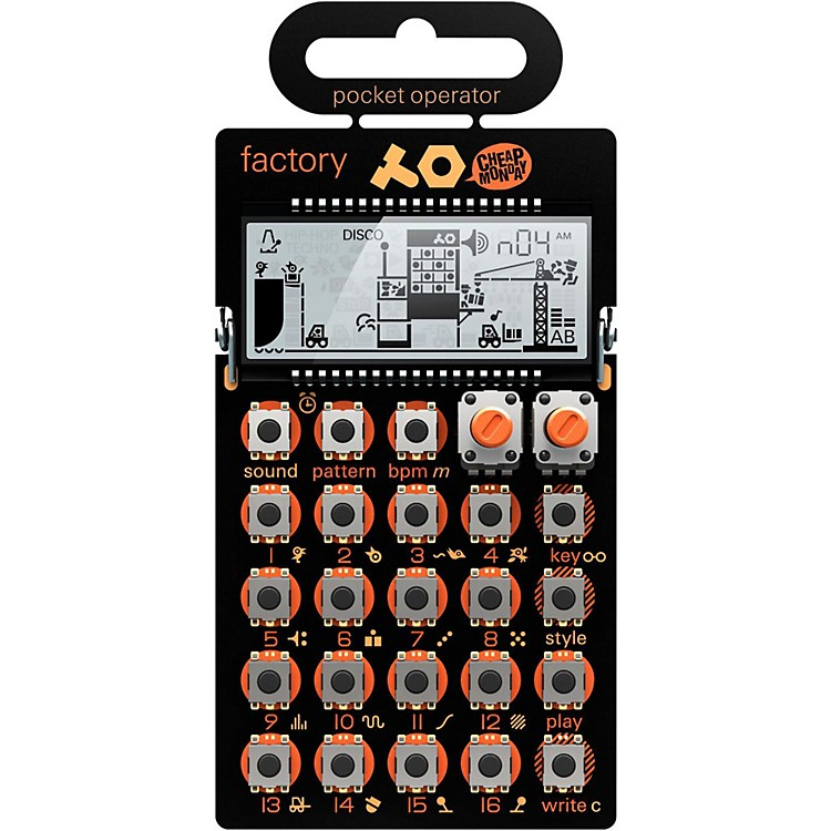 Teenage Engineering PO-16 Factory Pocket Operator