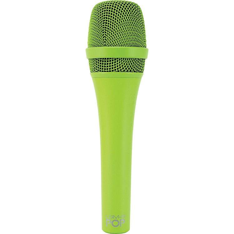 MXLPOP LSM-9 Dynamic MicrophoneGreen