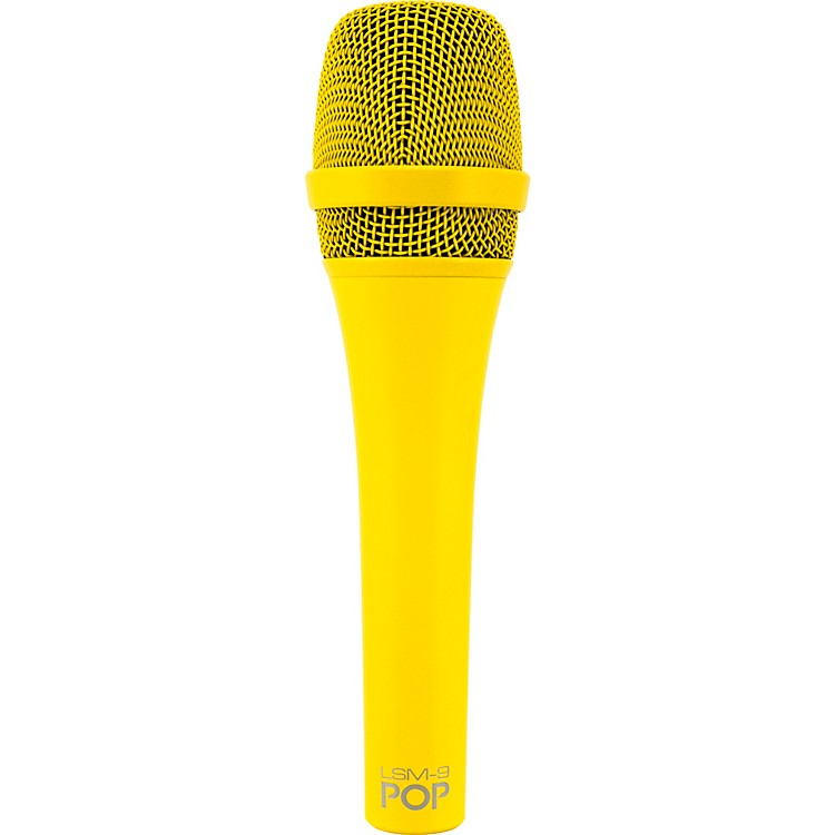 MXL POP LSM-9 Dynamic Microphone Yellow